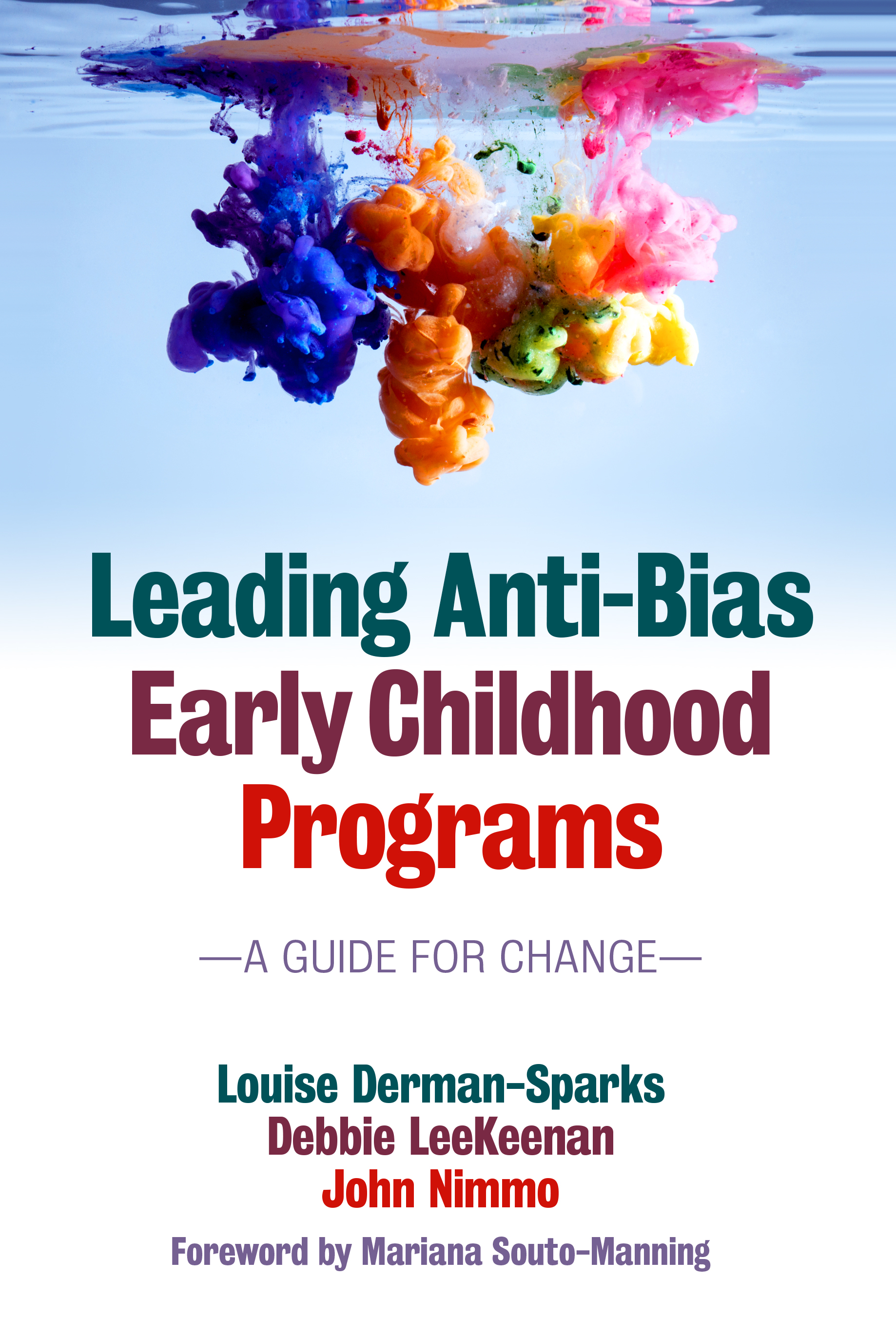 Leading Anti-Bias Early Childhood Programs book cover